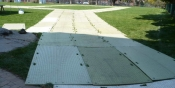 Supa-Mats turf protection matting - Smart Track Austraila